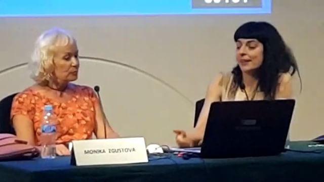 Quina il.lusió haver compartit taula amb tu avui, Monika Zgustova #companyadeviatge ;))