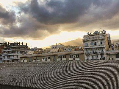 Hola soy @juanfelixgarciaamills en el instagram de mi madre y os comparto esta foto de las vistas de mi casa