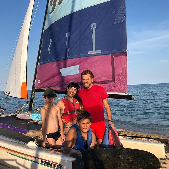 Este #invierno2018 volveremos a escolademar.cat para aprender a navegar en #catamaran de verdad!