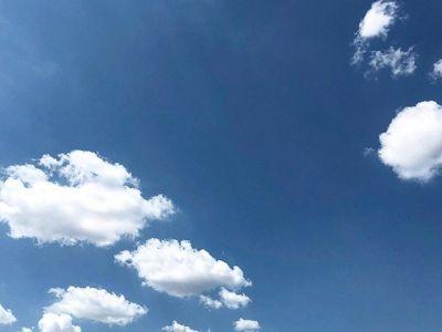 Así tenemos hoy el cielo ;)) #mientrasescribo