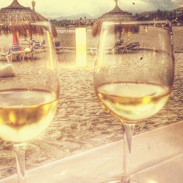 La hora del aperitivo y el relax ;))