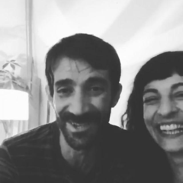 Nos ha encantado el #vernissage de #antjekonnopka en el estudio de @gregoire.morel @rodrigo_angel_belaunzaran :))