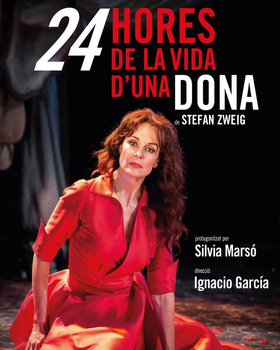 Aneu al teatre avui? Jo sí! M'han dit que la @silviamarso està fantàstica a l'@onyric_musical de #barcelona amb #24horesenlavidadunadona #teatremusical #cultura @marcparejomasoficial @marcparejofans @gertorres #marcparejo #germantorres #silviamarso @culturagob