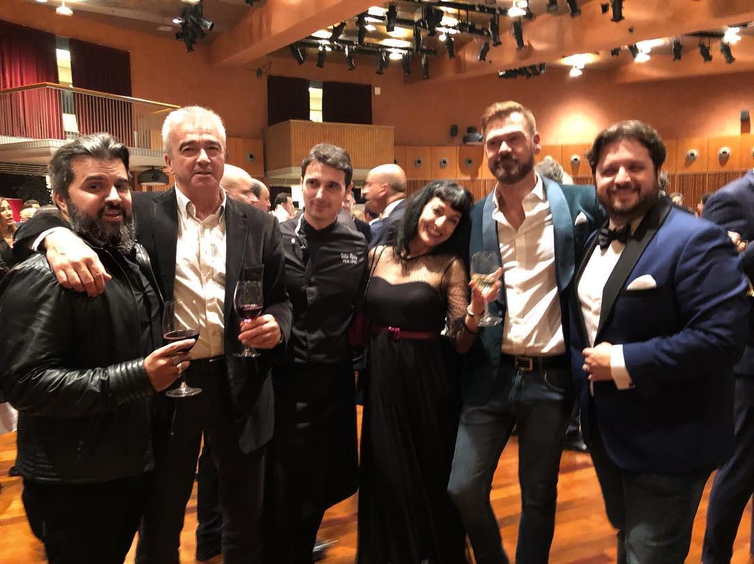 Con @carles_francino &friends ;))