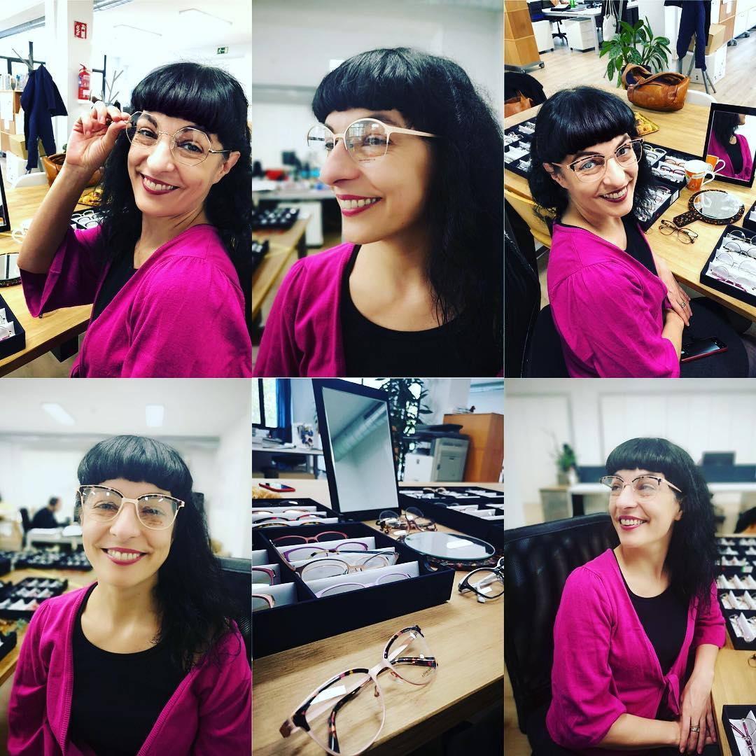 Opinad!! Hoy elijo unas: son de @xaviergarciabarcelona 👉Sophisticated and feminine 📍Check it out: www.xaviergarcia.design #xaviergarcia #design #eyewear #slowdesign #barcelona #character #lifestyle #fashion #trendy #acetate #feminine #girl #women