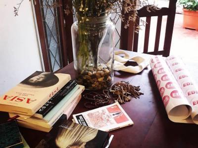Gracias @estudiantedesociologia por incluir mi novela sobre #asjalacis & #walterbenjamin con #RitaSegato #prometeolibros #leonorarfuch @comanegra @del_signo @tintalimonediciones @editionsstock