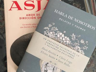 Gracias #reyesmagos por regalar hoy, también, la novela sobre #asjalacis & #walterbenjamin