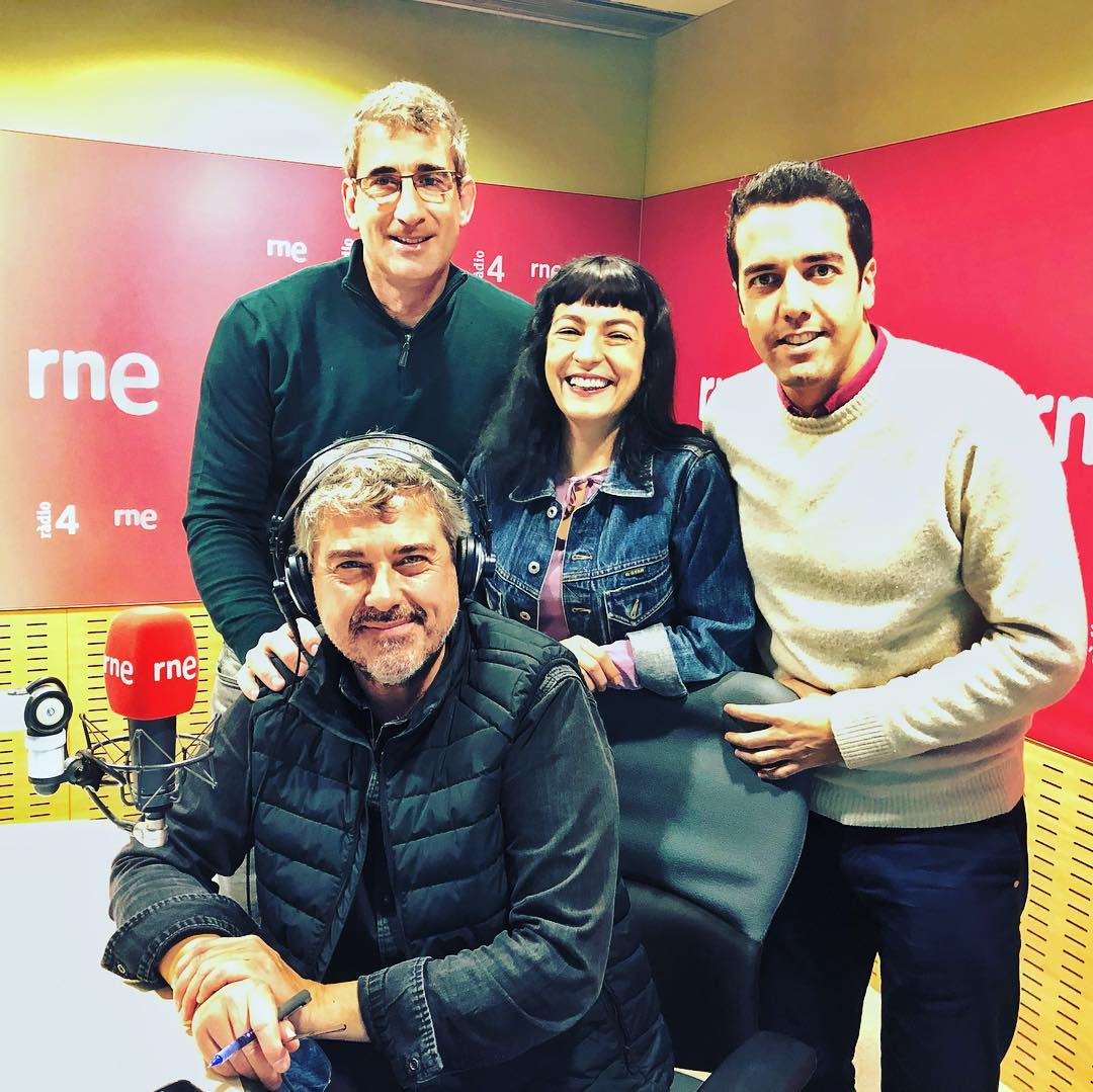 Ja hi som!!! Radio4 Connecta't i escolta'ns 💕
