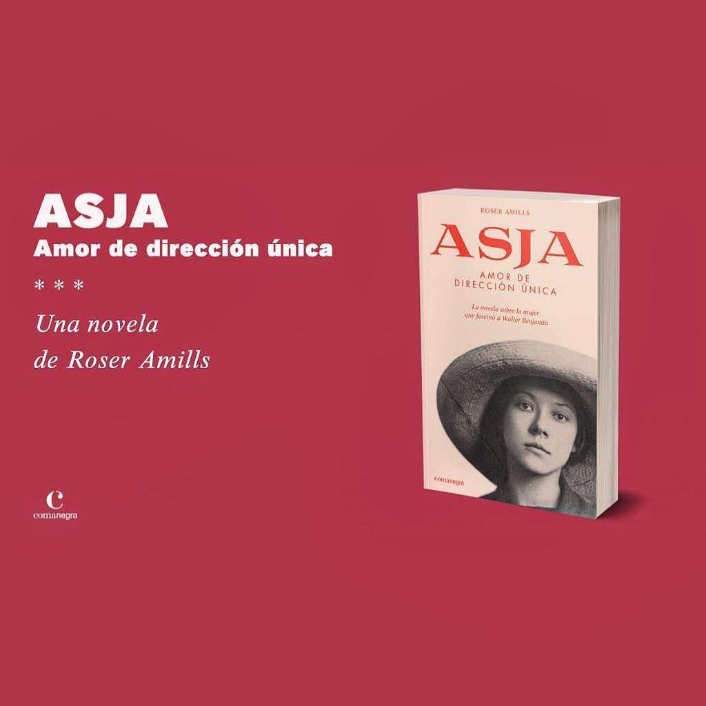 asja lacis novela de roser amills