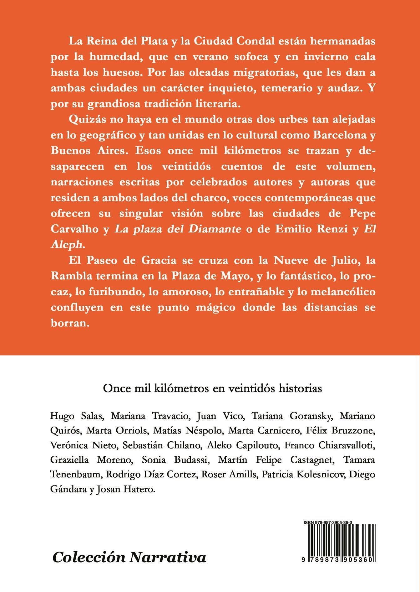 Antologia barcelona buenos aires baltasara editorial