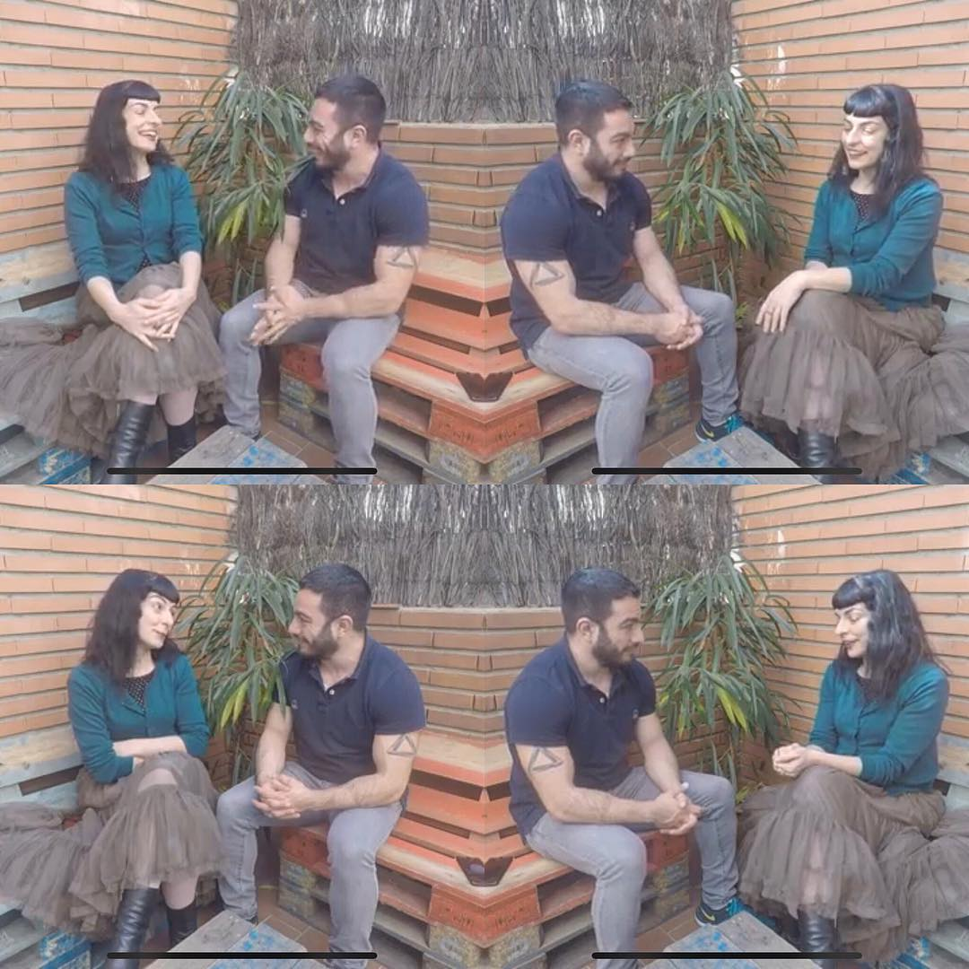 Ya tenéis online la entrevista que me hizo Miquel Claudi-López para @livedinnertv, visitad su web ;))