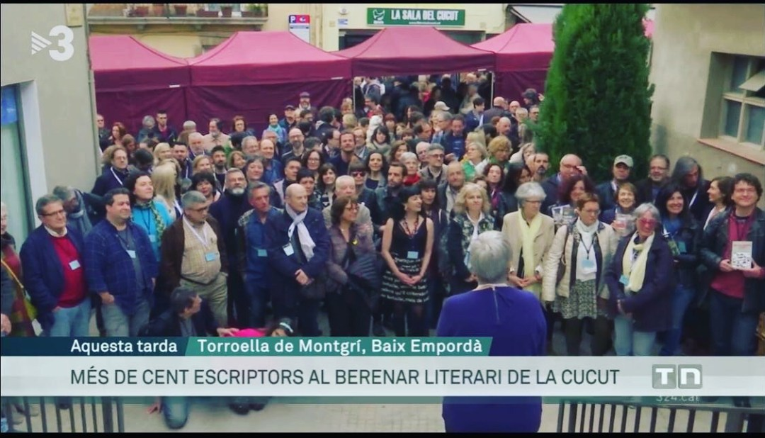 Roser Amills Torroella de Montgrí Sant Jordi 2019