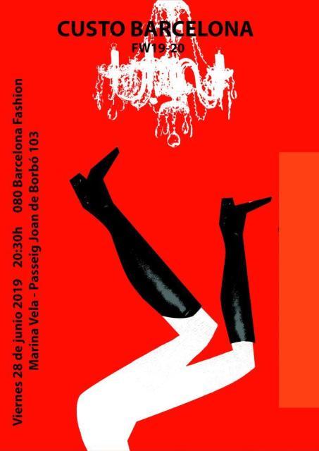 Custo La 24ª edición de 080 Barcelona Fashion