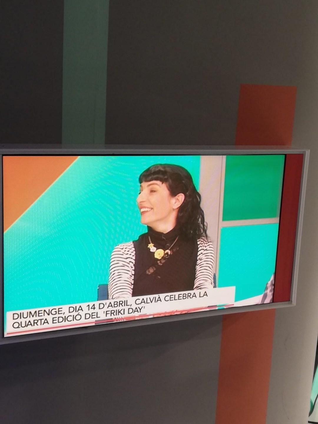 """Participo a """"Dones i tecnologia"""" a TV3"""