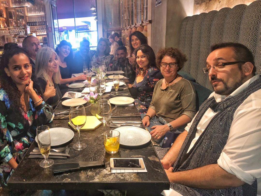 Roser Amills en we bistrot barcelona