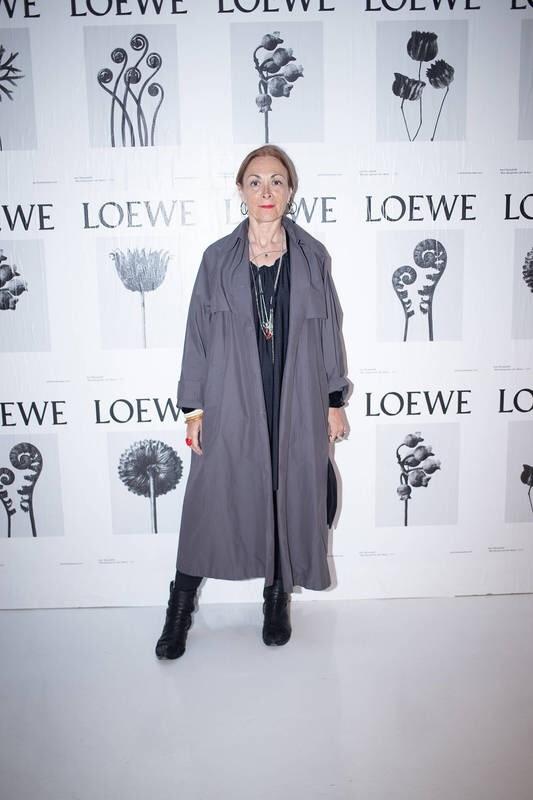 Charo Mora exposicion Loewe Perfumes