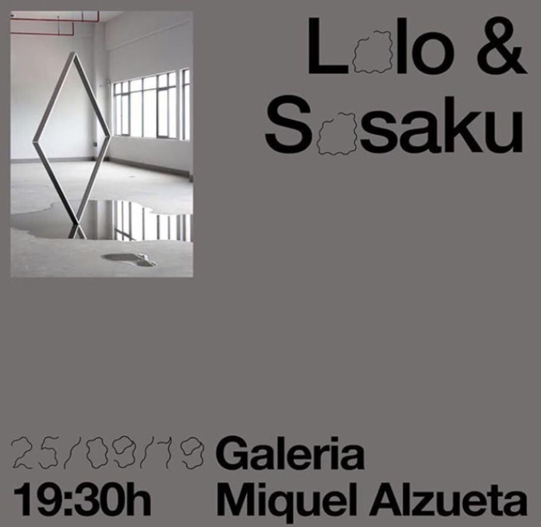 abstracttalk amb la parella d'artistes @loloysosaku