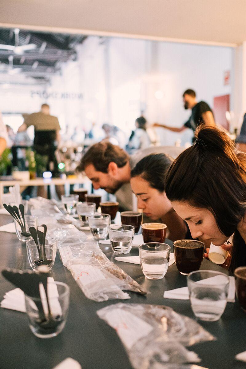 4ª edición de Independent Barcelona Coffee Festival