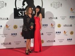 Maria Antònia Rovira, representant d'actors i organitzadora d'esdeveniments vinculats al cinema