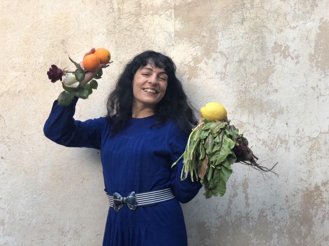 Roser Amills en Algaida Mallorca escritora mallorquina
