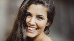 Aida Flix, actriu, ara a Roma