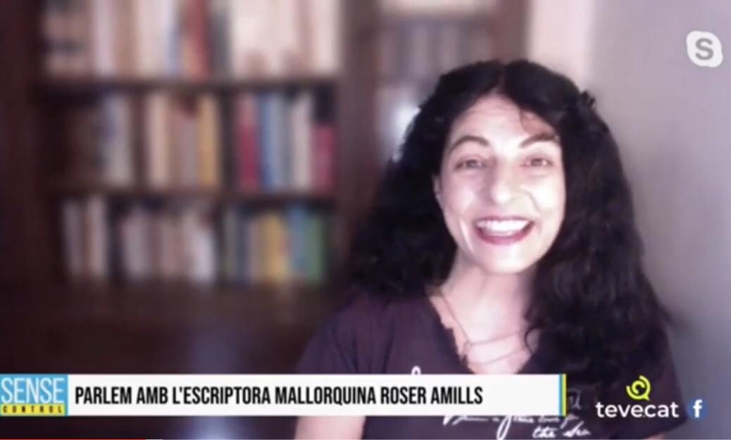 Entrevista a roser amills tevecat tv