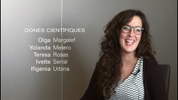 Ivette Serral, ambientòloga, tècnica en ecologia i cartografia, actriu i poeta (Barcelona)
