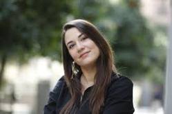 Laura Mas, periodista i escriptora (Barcelona)
