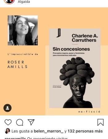 Os recomiendo visitar @els.imprescindibles en Instagram y descubrir por qué recomiendo este libro de Consonni