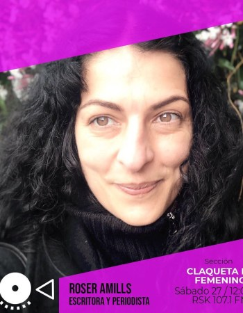 """Cita con La cinemoteka de Radio RSK + Conofest ¡Este SÁBADO 27 a las 12:00h en directo """"Claqueta en femenino""""!"""