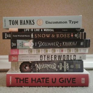 ALA Book Haul 1