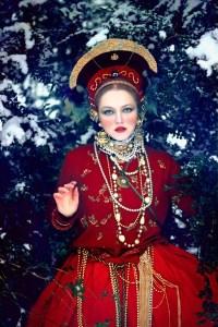 Wedding Inspiration - Russian Folk Tales-49