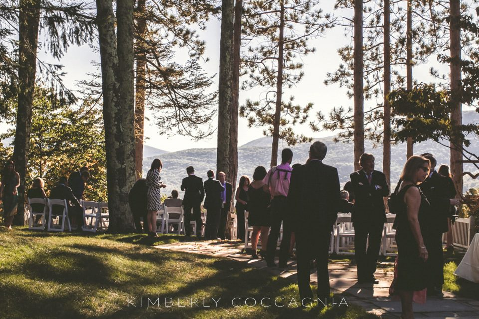 Catskill Wedding