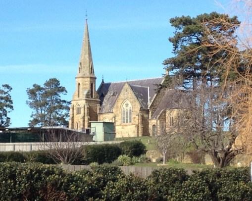 The Uniting Church, Ross, Tasmania