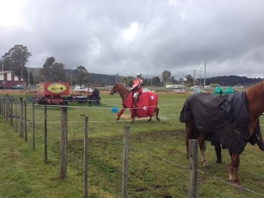 Medieval Festival, Sheffield, Tasmania