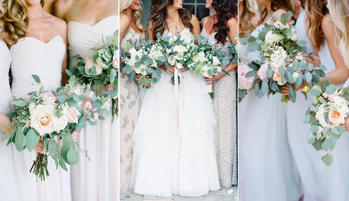 20 Best Greenery Wedding Bouquets