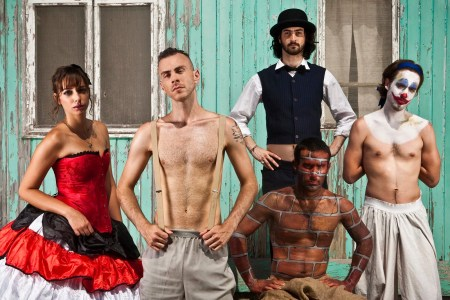 Asaf Avidan & the Mojos - by Noa Magger