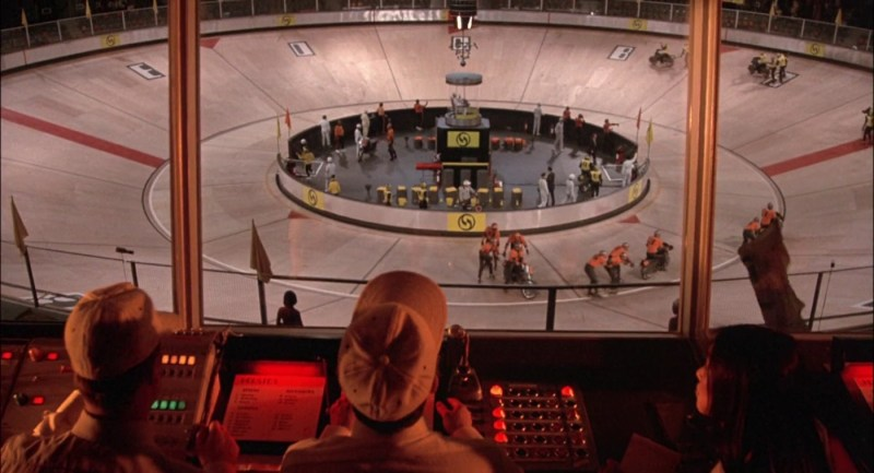 rollerball film review