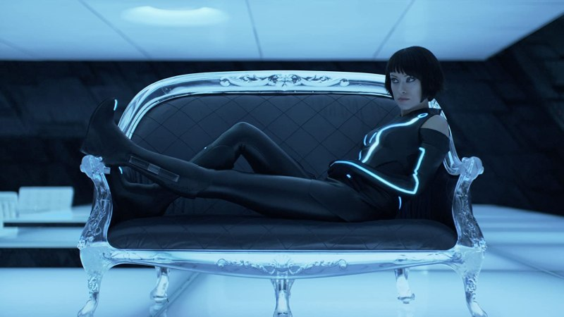tron legacy film review