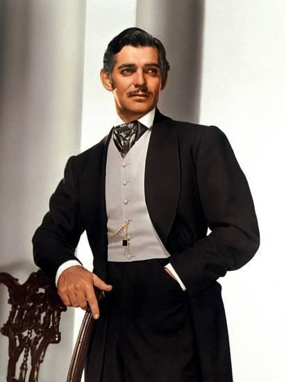 Rhett Butler Gone With The Wind