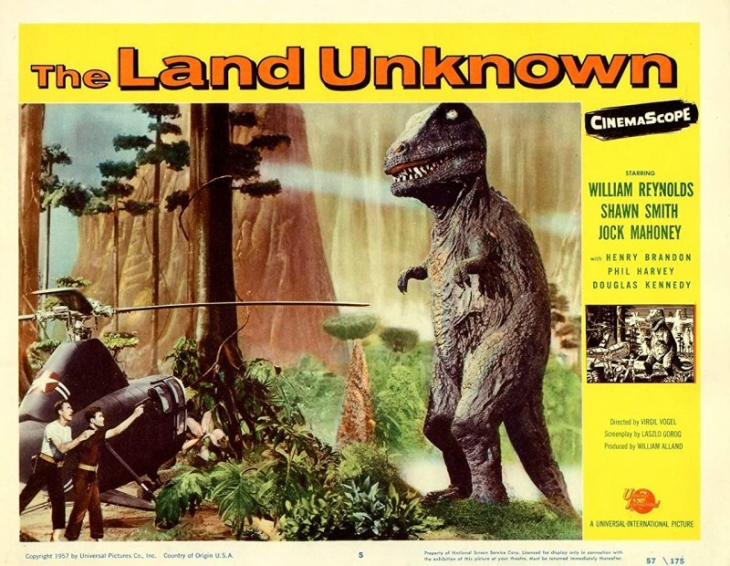 The Land Unknown film review