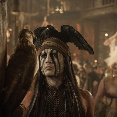 the lone ranger film review