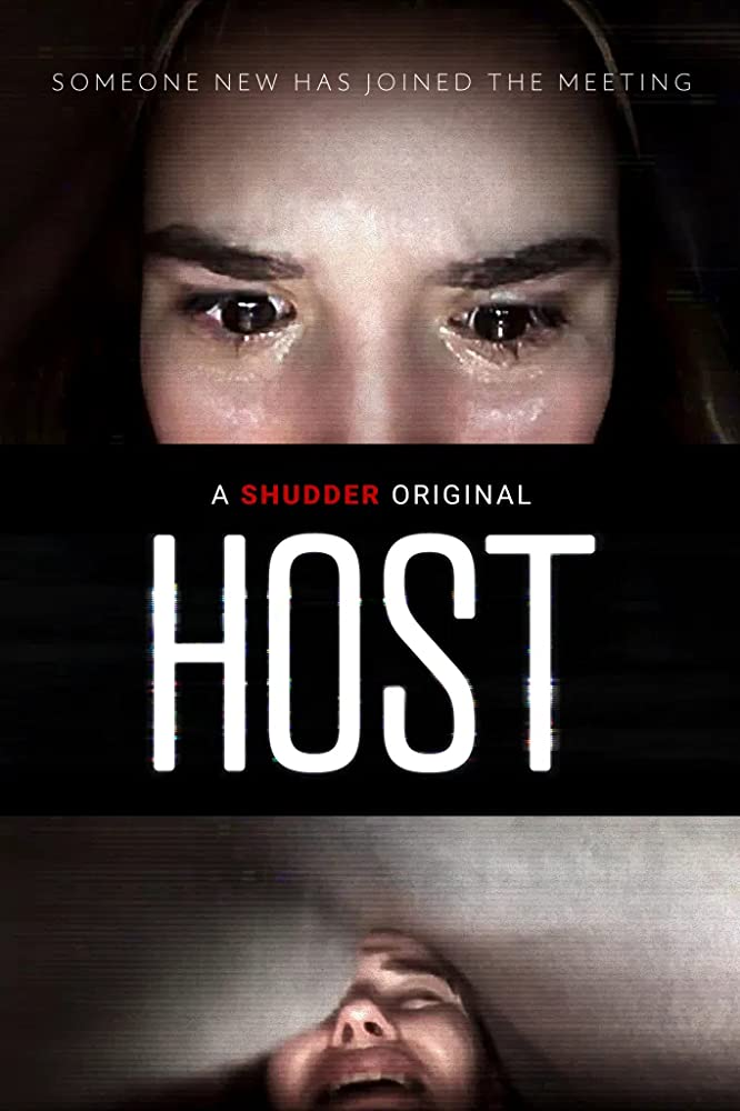 Host (2020) film review