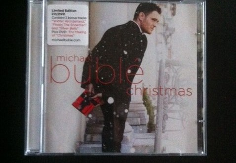 Michael Buble julecd