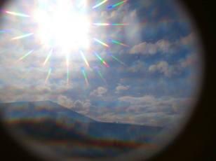 sun gazing with solarastrony.org