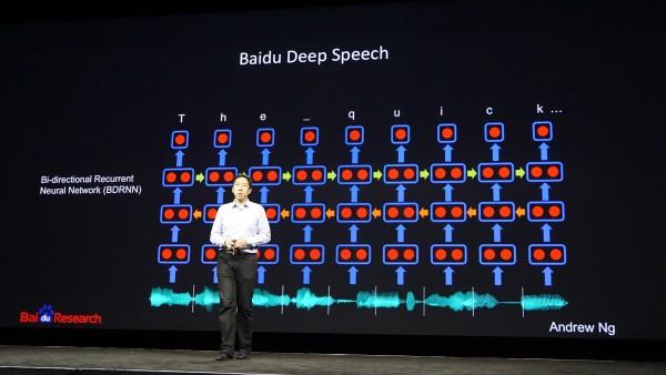 Deep Speech ra mắt với công nghệ mới.
