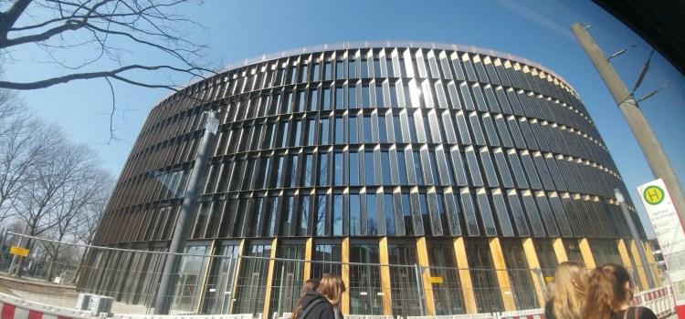 Solar cells at Technische Rathaus – Stuhlinger, Freiburg