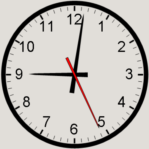 Image result for a clock
