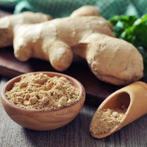 Fairtrade ginger root by Cha's Organics on Rosette Fair Trade's online store