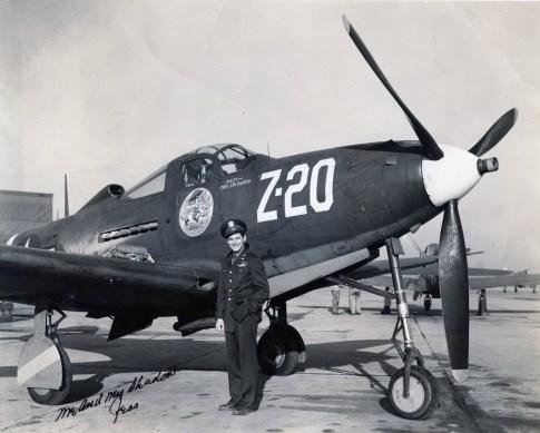 Jessie Bland 1943 or 1944